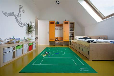 sport de chambre déco chambre enfant 50 idées cool pour enjoliver les murs
