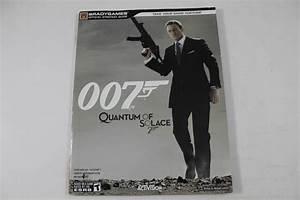 007 Quantum Of Solace Guide