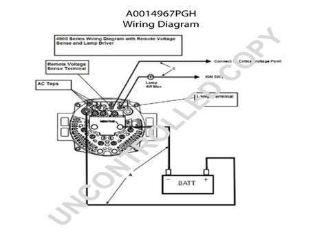 International Alternator Wiring Diagram by International Alternator Wiring Diagram Wiring Forums