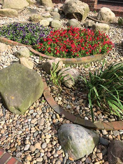Mit Steinen by Gartengestaltung Mit Steinen Ideen Tipps Deko