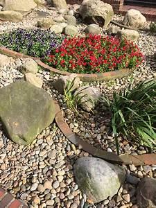 Große Steine Für Garten : gartengestaltung mit steinen ideen tipps deko ~ Sanjose-hotels-ca.com Haus und Dekorationen