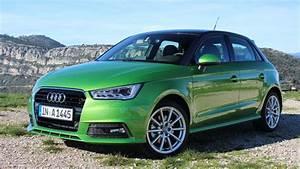 Essai Audi A1 : essai vid o audi a1 restyl e le ramage plus que le plumage ~ Medecine-chirurgie-esthetiques.com Avis de Voitures