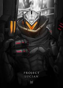 PROJECT: Lucian | LoL Wallpapers