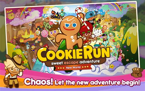 Cookie Run Coloring Page