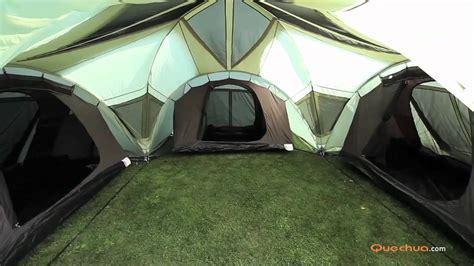 tente 3 chambre tienda de caña quechua t6 3 xl air instalación