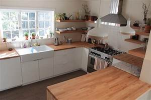 Photo cuisine avec carrelage metro maison design bahbecom for Cuisine avec carrelage metro