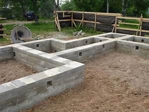 comment realiser une fondation info sur construction ou With comment faire des fondations pour une maison