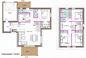 plan maison gratuit deux niveaux With logiciel maison 3d mac 8 plan maison 2 niveaux gratuit
