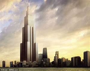 Chinese company plans to build world's tallest skyscraper ...