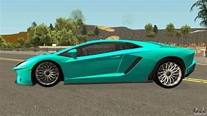 Lamborghini Aventador 2018 : lamborghini aventador s lp740 4 2018 for gta san andreas ~ Medecine-chirurgie-esthetiques.com Avis de Voitures