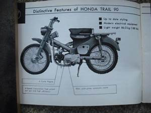 Honda Trail 90 Ct200 Manual 1832  U2013 Classicjapanesemotorcycles