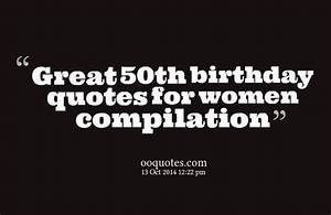 Top 21 50th birthday quotes for women – quotes