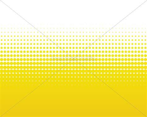 Hintergrund In Gelb-orange Mit Übergang Aus Punkten