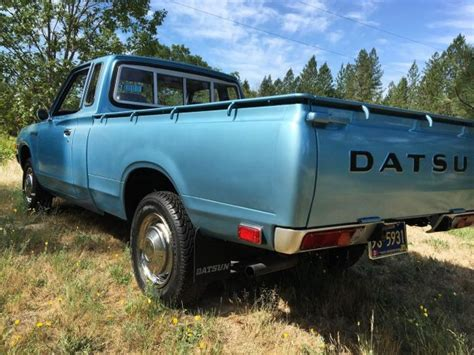 Datsun 620 Parts by Restored King Cab 1979 Datsun 620
