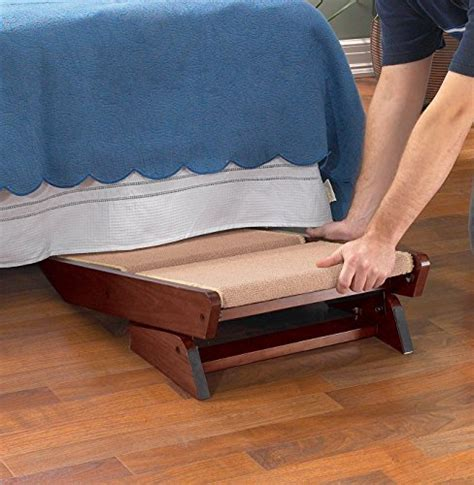 Bett Mit Stufen by Steps For Dogs To Get Into Bed Gatesandsteps