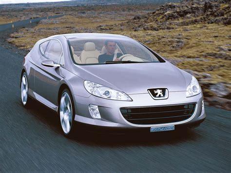 Peugeot Automobiles by 2003 Peugeot 407 Elixir Concept Peugeot Supercars Net