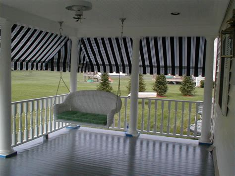 porch awnings kreiders canvas service