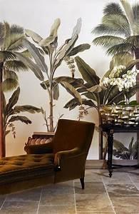 Papier Peint Ananbo : ananb papier peint panoramique jardin des plantes int rieurs en 2019 room wallpaper decor ~ Melissatoandfro.com Idées de Décoration