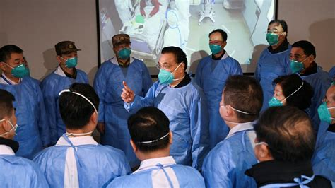 chinese officials race   anger  virus