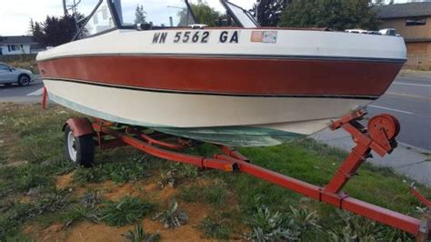 Boat Trailers For Sale Everett Wa by 60 S Boat Hull And Trailer Everett Wa Free Boat