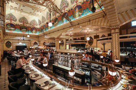 harrods unveils  dining hall complete  indian