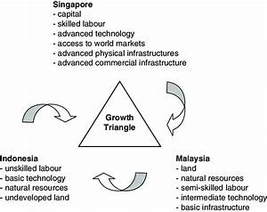 2 The Triangle Of Economic Complementarity