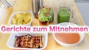 Salatbox Zum Mitnehmen : schnelle gesunde gerichte zum mitnehmen arbeit uni ~ A.2002-acura-tl-radio.info Haus und Dekorationen