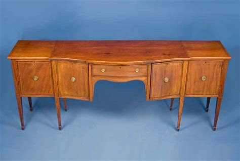 Edwardian Sideboards For Sale by Antique Edwardian Mahogany Sideboard For Sale Antiques