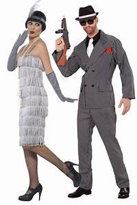 Déguisement Année 30 : d guisement couple ann es 30 gatsby aux feux de la f te ~ Melissatoandfro.com Idées de Décoration