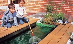 Mini Gartenteich Selber Bauen : mini teich ~ Michelbontemps.com Haus und Dekorationen