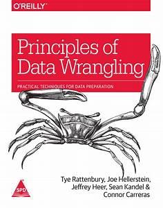 Books    Principles Of Data Wrangling