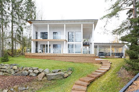 kontio maisons en bois massif de finlande la maison bois par maisons bois