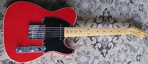 Fender Jerry Donahue Guitar