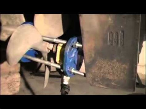 How To Remove A Boat Propeller by Liberty Prop And Shaft Removal Doovi