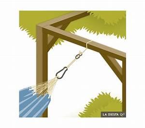 Accrocher Hamac Arbre : kit pour fixer un hamac entre deux arbres ~ Premium-room.com Idées de Décoration