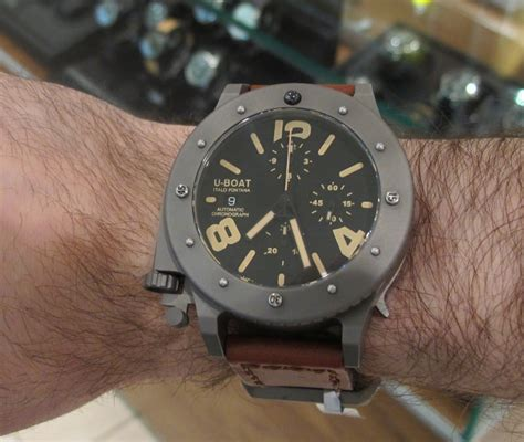 U Boat U42 Review by New U Boat U 42 Chronograph And 47mm Limited Editions