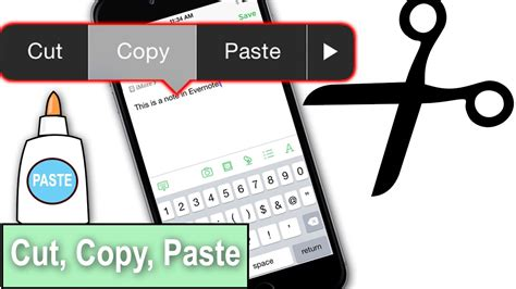 how to copy paste on iphone how to cut copy and paste on iphone 6 iphone 6 plus