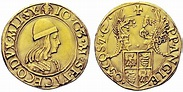 MILANO - Gian Galeazzo Maria Sforza, 1481-1494. - Doppio ...