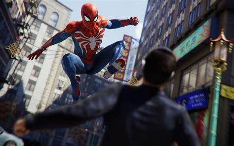 Ps4n Spiderman Pelistä Voi Alkaa Marvel Studiosin