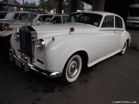 Rolls Royce 1960 by Used 1960 Rolls Royce Silver Cloud Antique Classic Limo