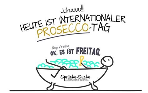 Internationaler Prosecco-tag (freitag)