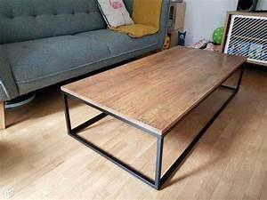 Grande Table Salon Table Basse Salon Blanche Ide Pour