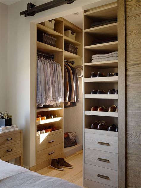 30 Walkin Closet Ideas For Men Who Love Their Image