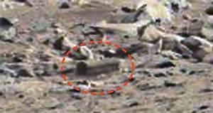 Proof Of Life On Mars? New NASA Mars Curiosity ...