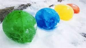 Faire Un Thé Glacé : wow des ballons glac s de toutes les couleurs blogue ~ Dode.kayakingforconservation.com Idées de Décoration