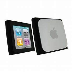iPod Nano 6G 8GB / 16GB iGadgitz Silicone Case - Black