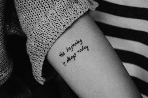 Why You Should Be The Part Of Word Tattoo Fanatics
