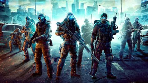 tom clancys ghost recon phantoms full hd wallpaper