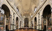Inside the Cathedral of Turin image - Free stock photo ...
