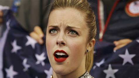 Ashley Wagner Meme - move over mckayla maroney ashley wagner s angry face ignites sochi s first meme today com